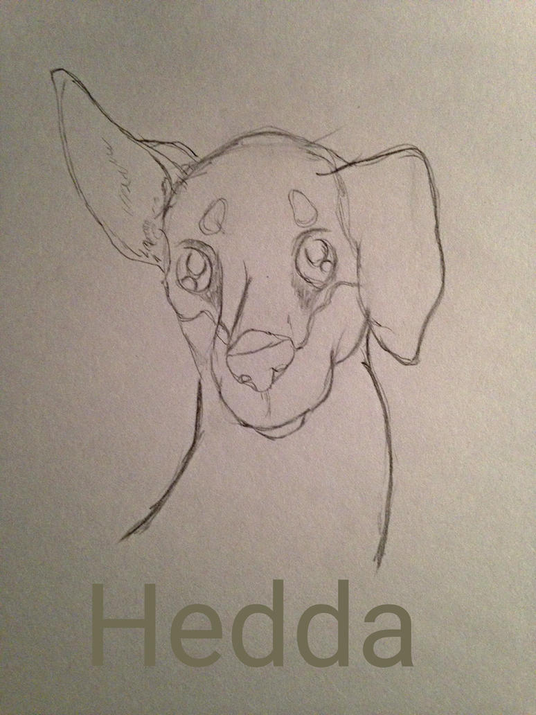Hedda of the Keepers by Otulissa3