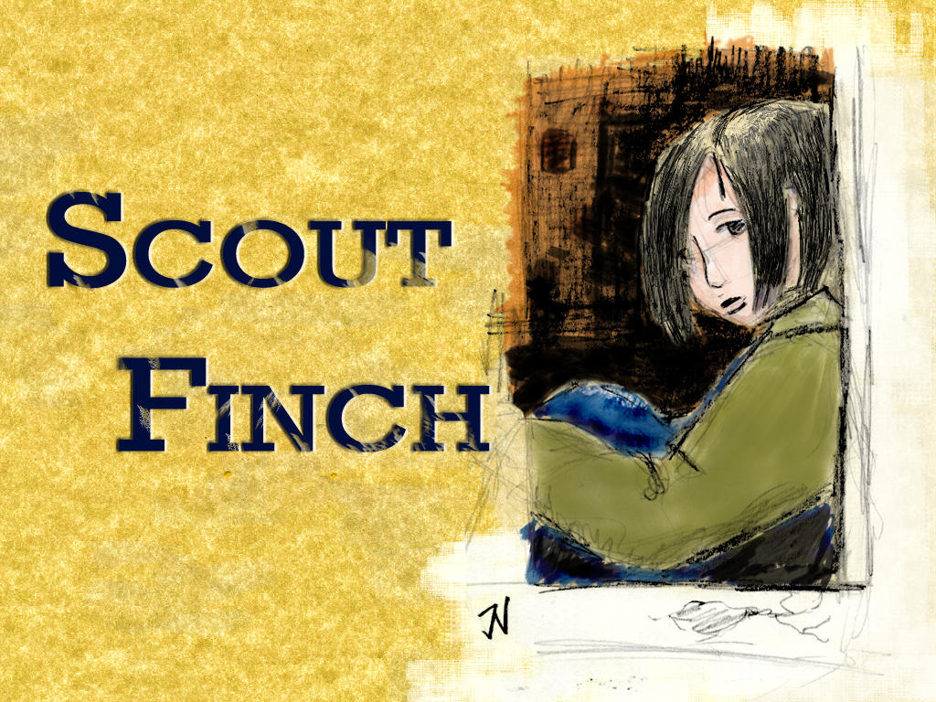 examples of scout finch s innocence The novel approaches this question by dramatizing scout and jem's transition from a perspective of childhood innocence, in which they assume that people are good because they have never seen evil, to a more adult perspective, in which they have confronted evil and must incorporate it into their understanding of the world.