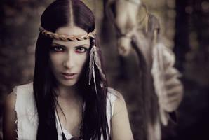 druid by Feainnewed