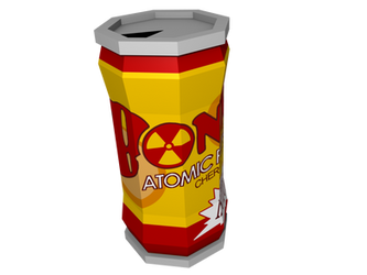 TF2 Red Atomic Punch by PiTheKhoz