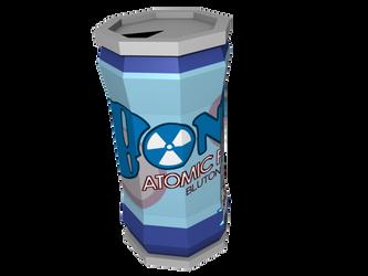 TF2 Blu Atomic Punch by PiTheKhoz