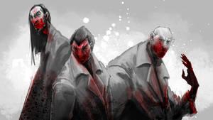 True Vampires by KZBulat
