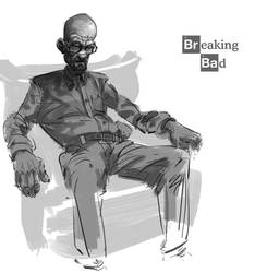 Walter White by KZBulat