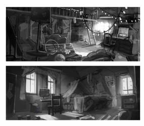 Set Design by KZBulat