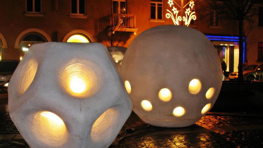Bubble lights by santule