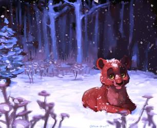 Lilymud Secret Santa 2013 by OrcaOwl