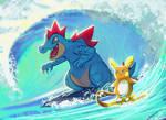 Surfing Pokes