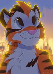 Disney Tiger