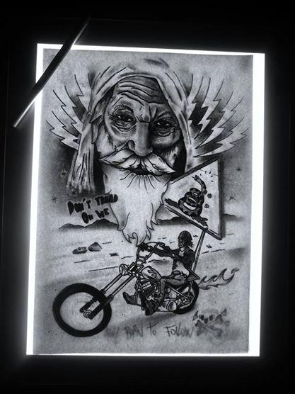 biker by uzi-street
