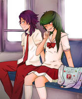 Train Ride by ladny