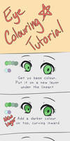 Eye Colouring Tutorial (Clip Studio Paint)