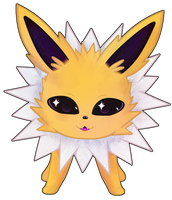 Jolteon by ladny