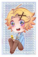 Yoosung Bae by ladny