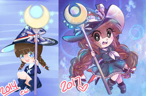 Wadanohara Improvement by ladny