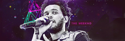 The Weeknd by VitalyaRolex