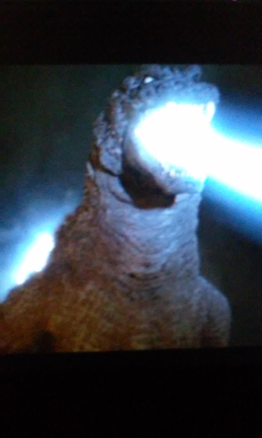Ghost Godzilla's atomic breath by Indominus-zilla on ...