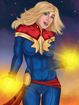 Captain Marvel (March 2019 Main Piece)
