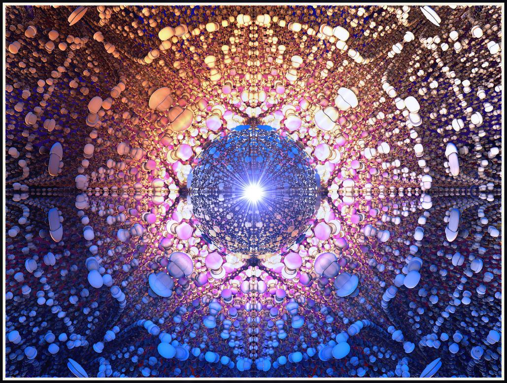 Naissance de l univers . by Michel-de-Lorient
