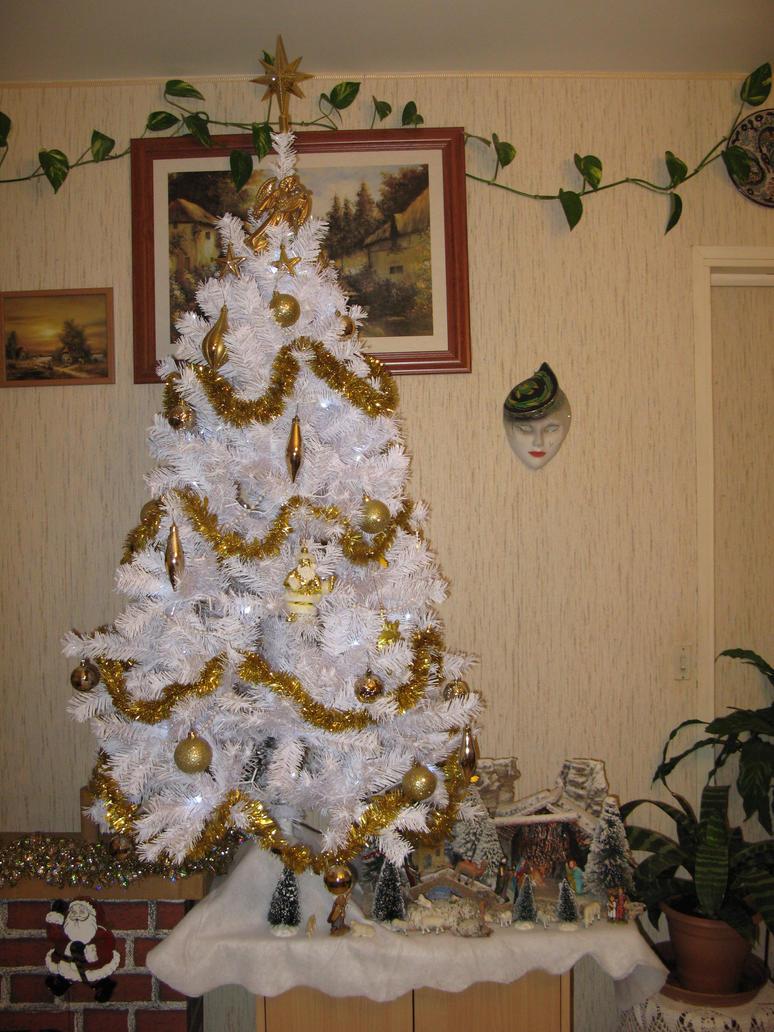Christmas tree. by Michel-de-Lorient