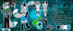 .::Commish::. Fidencio Fox ref sheet by xXLaila-Wolf712Xx