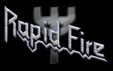 Rapid Fire logo by Rodblast