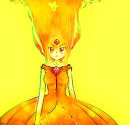 Flame princess by MrKaroruso