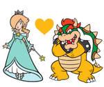 Super Mario: Bowser X Rosalina