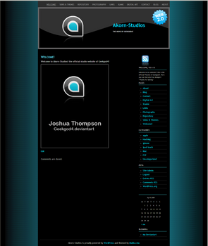Akorn Studios Design Version 6