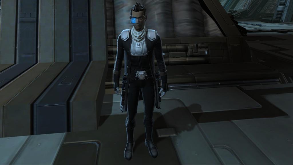 Theron Shan custom armor set by pokedigijedi