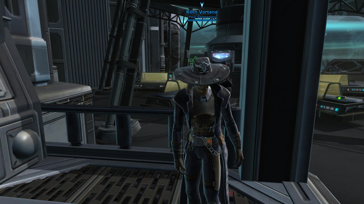 Koth custom armor set by pokedigijedi