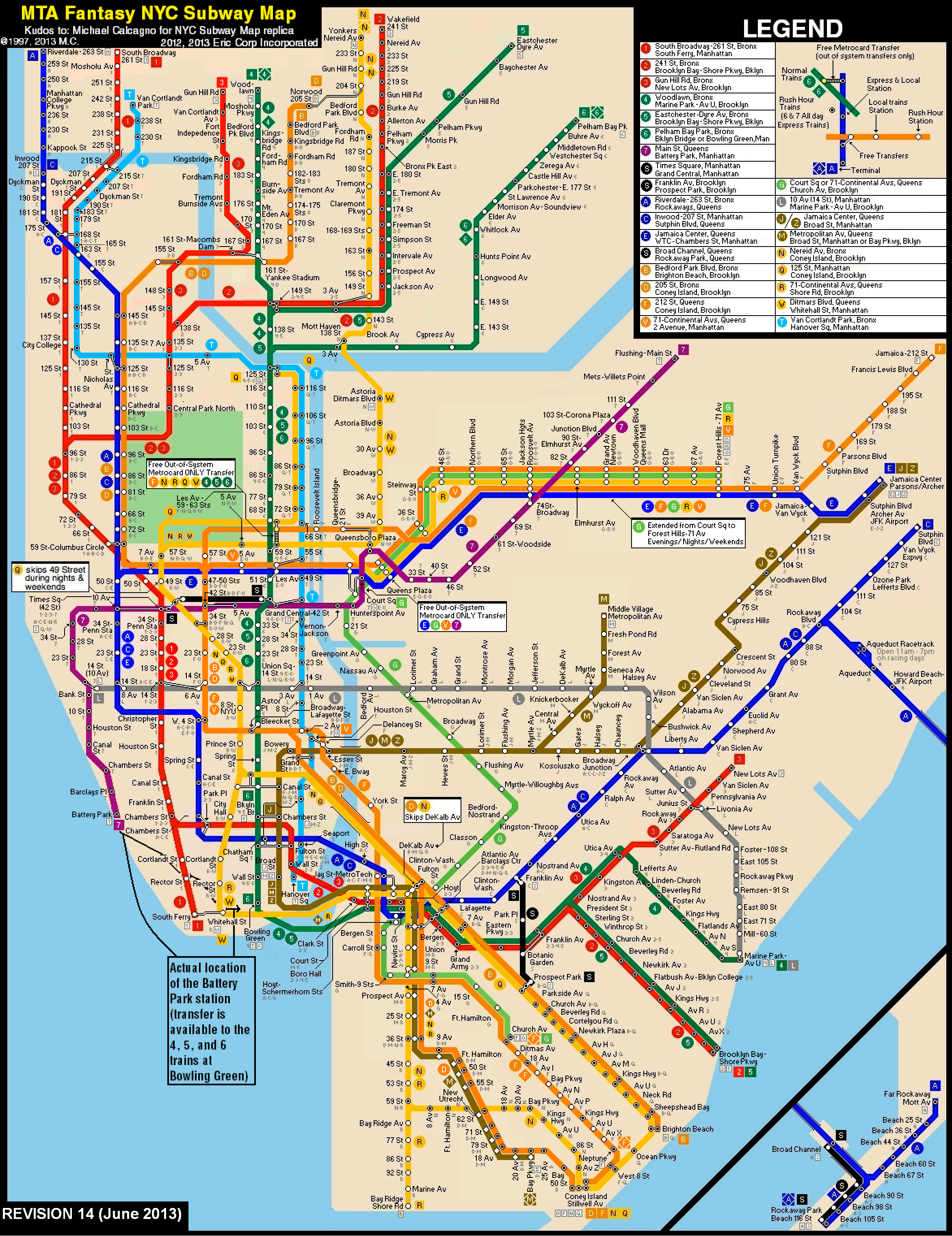 Google Maps New York Subway Map.F Train Nyc Map Map Of Us Western States