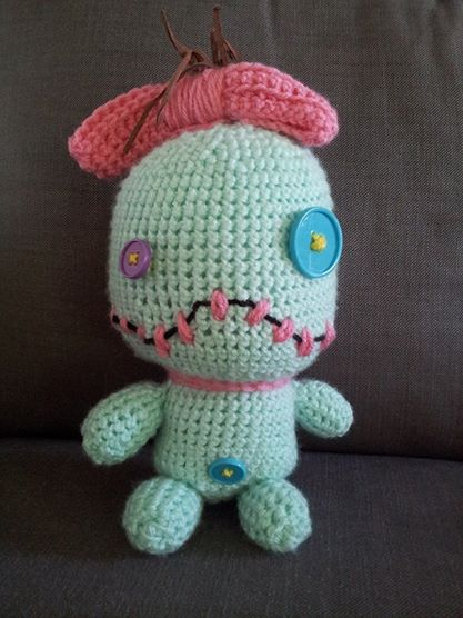 Scrump doll lilo stitch by flick314 on deviantart for Lilo and stitch arts and crafts