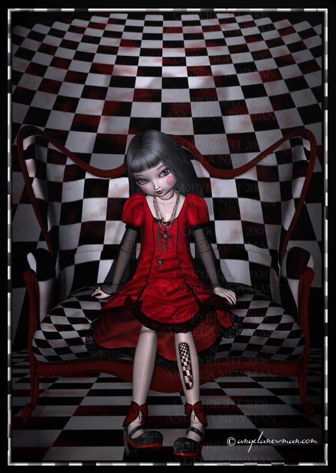 Dollhouse by lilnymph