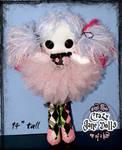 Crazy Jane Ballerina Doll by lilnymph