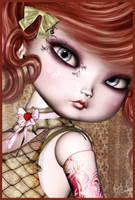 Lola closeup by lilnymph