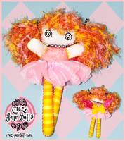 CJD pink fairy by lilnymph