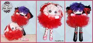Crazy Jane show dolls by lilnymph