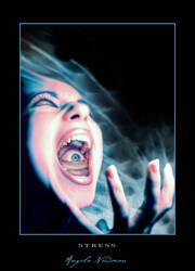Her Scream by Angela Newman by lilnymph
