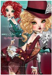 Sonya by lilnymph