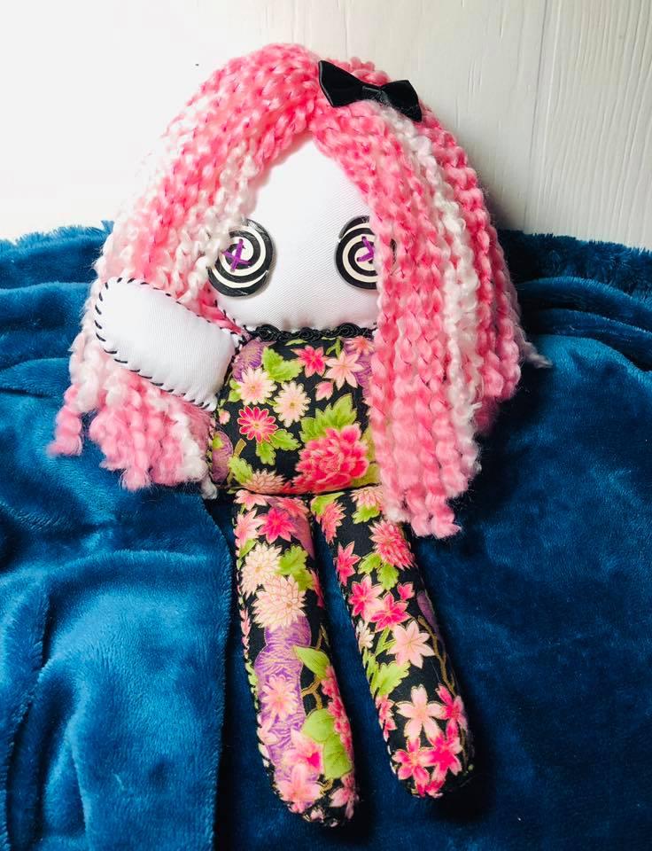 Cjd Doll by lilnymph