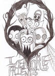 Lenore and Friends