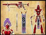Wrath Guard and Eldar