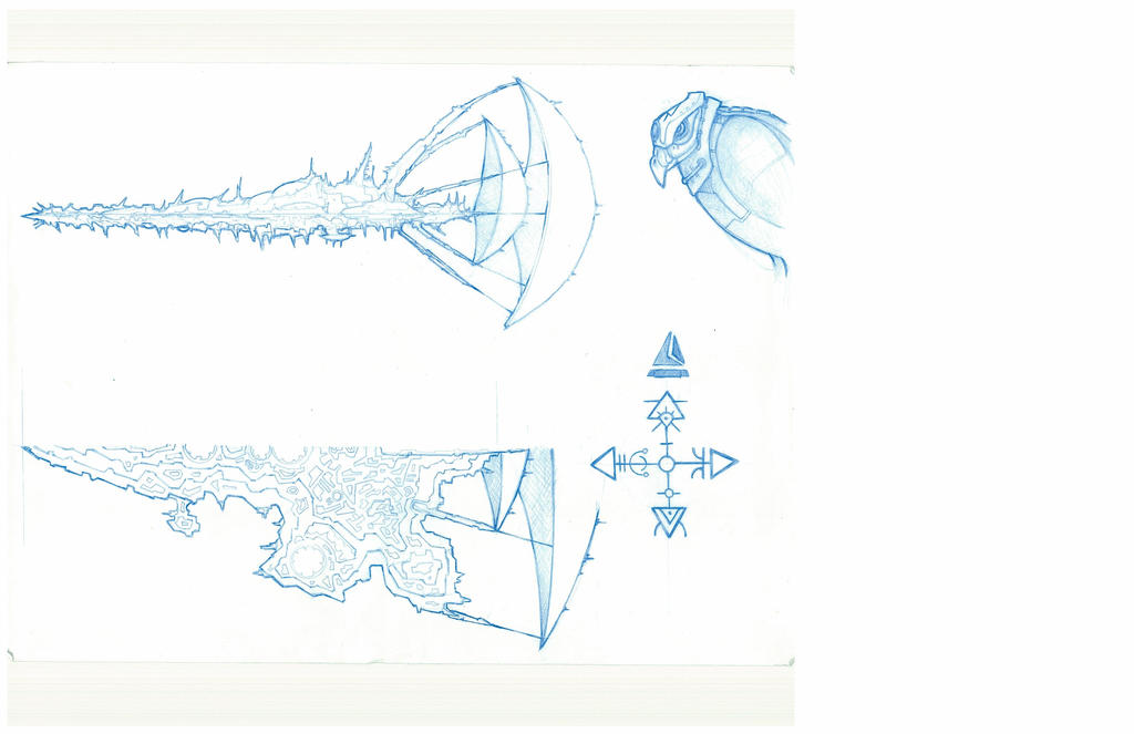 [GALERIE] Artworks - Page 6 Warhammer_40K_Eldar_Craftworld_by_carlos1170