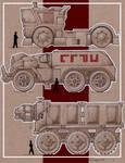 Vehicle Design - SciFi
