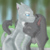 GraystripexSilverstream icon by bleachIchiRuki69357