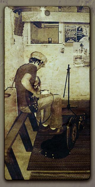 Fine Tuning a Basement by LukeAbbott