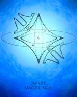 Water Sigil by AenTheArtist