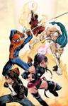 Marvel vs Capcom Poster 3