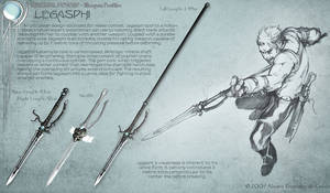 ED Weapon Profile 01 by AenTheArtist