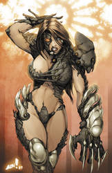 WitchBlade - Pain Becomes